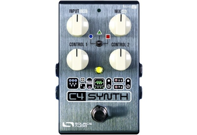 Source Audio Sa249 C4 Synth Pedale Synth Per Chitarra E Basso