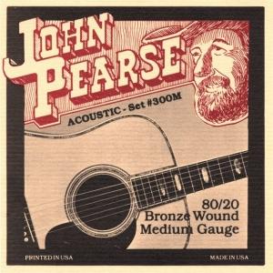 J.PEARSE CORDE X CHITARRA ACUSTICA 300M 013-056