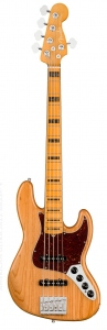 FENDER AMERICAN ULTRA JAZZ BASS 5 CORDE AGED NATURAL