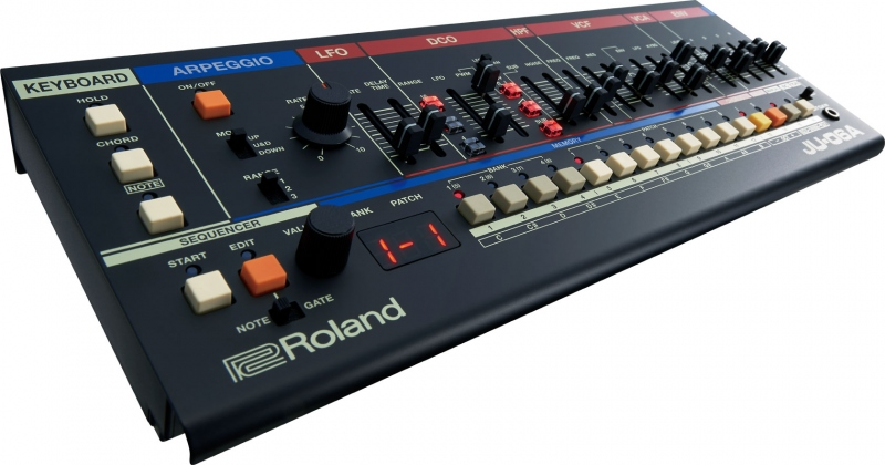 ROLAND JU06A BOUTIQUE LIMITED EDITION MODULO SONORO 0
