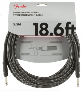 Fender Cavo Professional 5,5Mt Gray Tweed