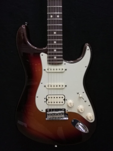 Fender Stratocaster american Deluxe 2013 usata