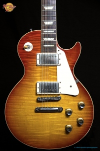 GIBSON 1960 CUSTOM LES PAUL REISSUE VOS WASHED CHERRY