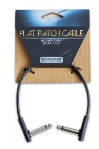 ROCKBAG ROCKBOARD FLAT PATCH BLACK 20CM