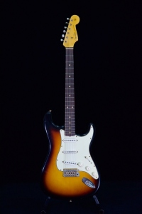 Fender Limited 62/63 Stratocaster Journeyman Relic Rw 3 Color Sunburst