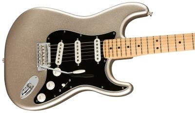 Fender 75 Anniversario Stratocaster Platinum