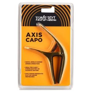 ERNIE BALL 9603 AXIS CAPO GOLD