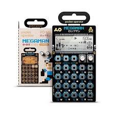 Teenage Engineering Po128 Mega Man Pocket Operator