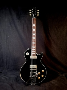 "Gibson 56 les paul ""old black"" replica usata"