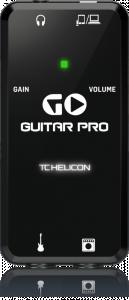 TC HELICON GO GUITAR PRO INTERFACCIA AUDIO PER MOBILE