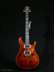 PRS CUSTOM24 REGULAR ORANGE TIGER