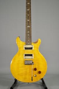 Prs Se Santana 24 Tr3 Santana Yellow Chitarra Elettrica