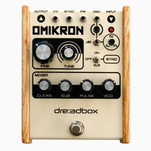 OMIKRON DREDBOX USATO