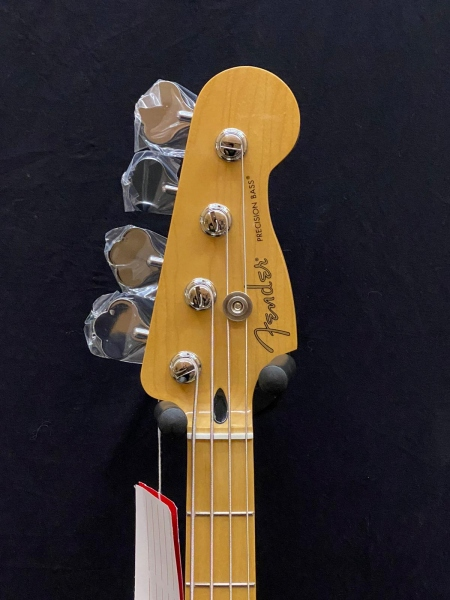 FENDER PRECISION PLAYER LIMITED ELECTRON GREEN BASSO ELETTRICO 1