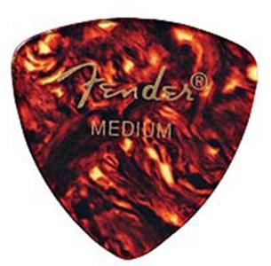 Fender Plettri 346 Classic Celluloid Shell Medium Pack 12 Pz