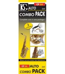 Bg Combo Pack Sax Alto