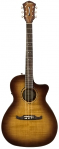 FENDER FA345C AUDITORIUM TEA BURST