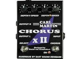 Carl Martin chorus XII usato