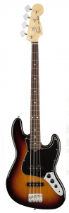 FENDER AMERICAN PERFORMER JAZZ BASS 3 COLOR SUNBURST