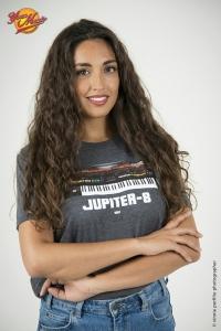 Roland T-Shirt Jupiter 8 Medium