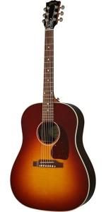 Gibson J-45 Studio Rosewood Burst Chitarra Acustica Elettrificata
