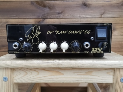 Dv mark raw dawg signature