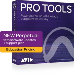 AVID PRO TOOLS PERPETUAL LICENSE STUDENT TEACHER
