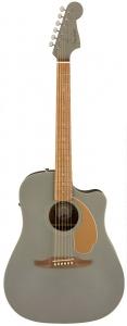 Fender Redondo Player Slate Satin Chitarra Acustica Elettrificata