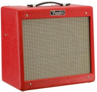 FENDER PRO JUNIOR IV FIESTA RED