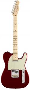 FENDER TELECASTER AMERICAN PROFESSIONAL CANDY APPLE RED