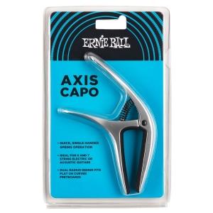 ERNIE BALL 9601 AXIS CAPO SILVER