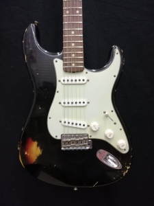 Fender 60 Stratocaster limited edition NAMM 2014