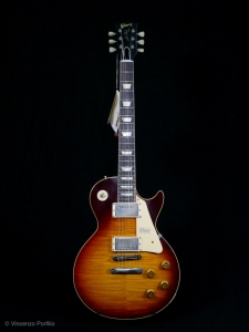 GIBSON CUSTOM 1959 LES PAUL STANDARD VOS SOUTHERN FADE 60TH ANNIVERSARY