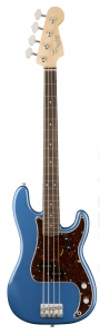 FENDER AMERICAN ORIGINAL 60S PRECISON BASS LAKE PLACID BLUE