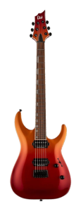 LTD H-400 - Crimson Fade Metallic