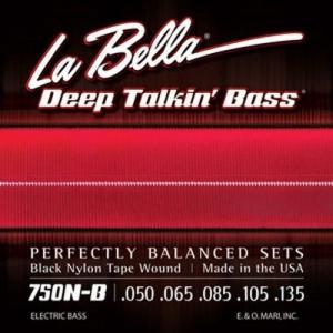 LA BELLA MUTA PER BASSO ELETTRICO 750NB 5C 050-135