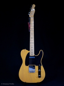 FENDER VINTERA 50S TELECASTER MODIFIED BUTTERSCOTCH BLONDE