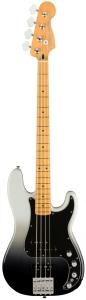 Fender Player Plus Precision Bass Silver Smoke
