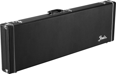 FENDER CLASSIC SERIES WOOD CASE  MUSTANG DUO SONIC BLACK