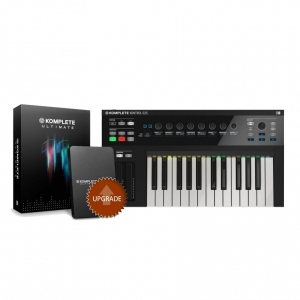 NATIVE INSTRUMENTS BUNDLE KONTROL S25 + KOMPLETE 11 ULTIMATE - OFFERTA