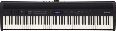 Roland Fp60 Bk Pianoforte Digitale 88 Tasti Nero