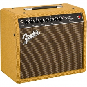 FENDER FSR SUPER CHAMP X2 COMBO LACQUERED TWEED