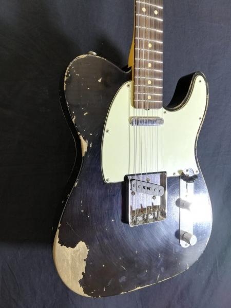 Fender 63 Telecaster heavy relic 2017 usata 1