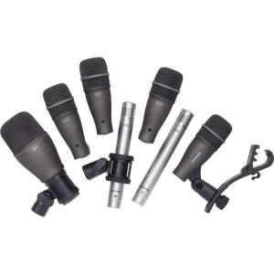 Samson Dk707 Kit Microfoni Batteria 7Pz
