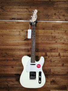 Squier Bullet Telecaster Laurel Olympic White