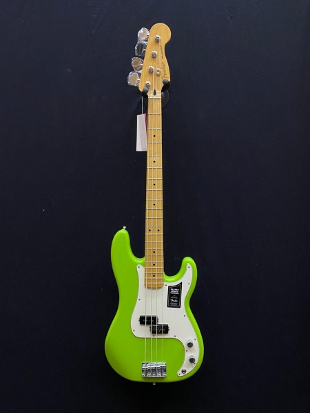 FENDER PRECISION PLAYER LIMITED ELECTRON GREEN BASSO ELETTRICO