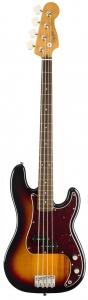 Squier Classic Vibe 60S Precision Bass 3 Tone Sunburst