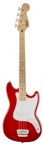 Squier Affinity Bronco Bass Torino Red