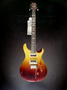 Prs Se Custom 24 Limited 2020 Amber Fade