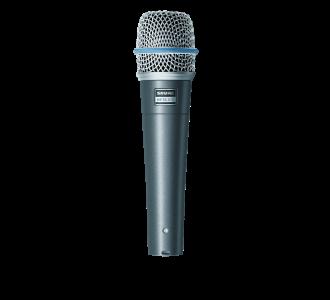 Shure Beta 57A Microfono Dinamico